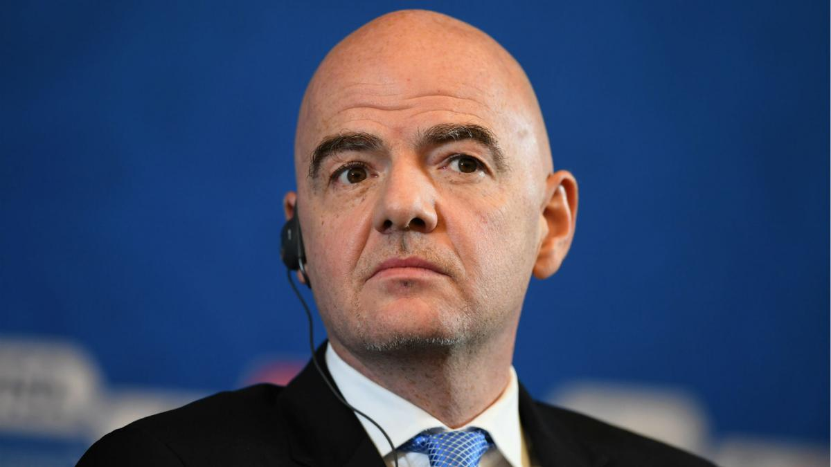 Infantino wants new rules to limit lavish spending