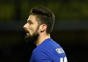 Roma wanted Giroud as Dzeko replacement, Monchi confirms