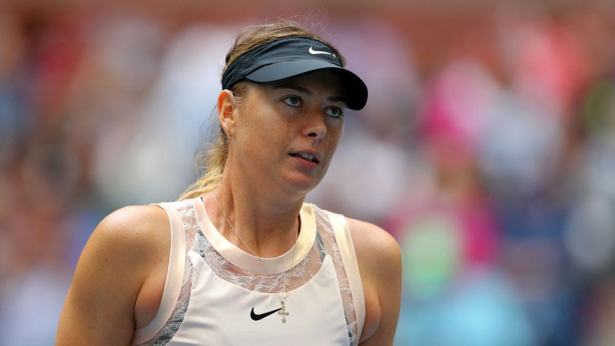Injured Sharapova pulls out of Dubai