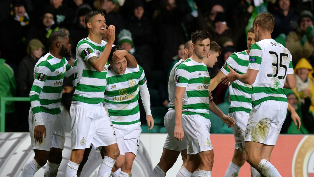 First-leg win gives Celtic 'a wonderful opportunity', says Rodgers