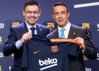 Barcelona name Turkish firm Beko as training kit partner