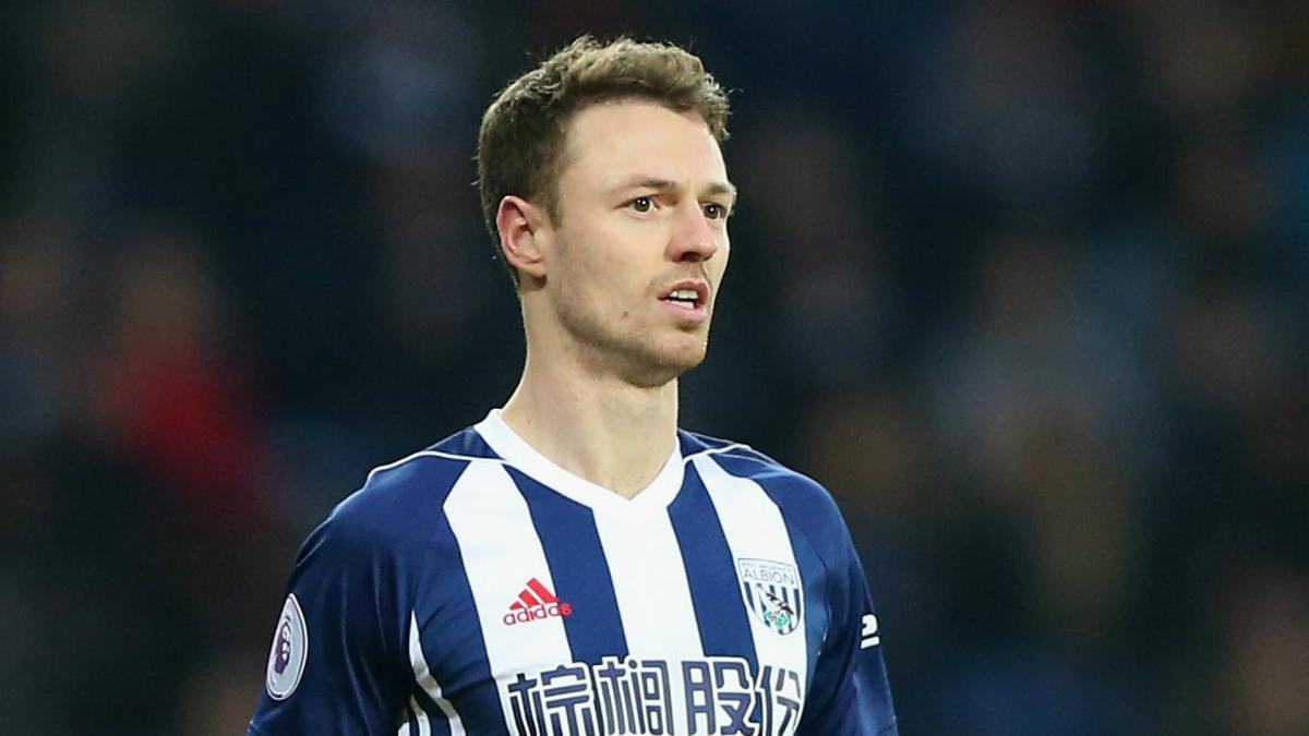 Evans, Barry and Livermore among West Brom players to apologise for 'curfew breach'