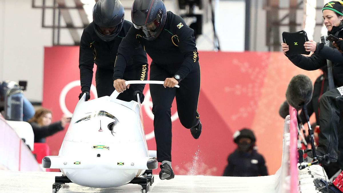 Winter Olympics 2018: Red Stripe buys sled for Jamaican bobsledders