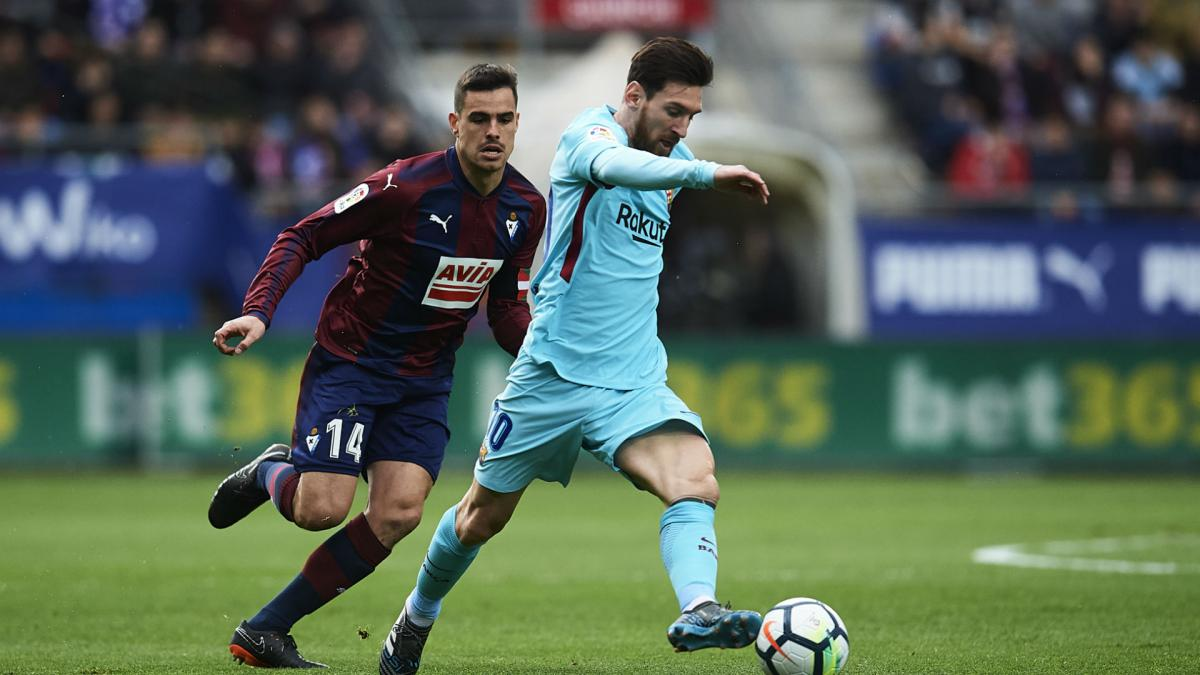Bar-celona! Messi posts unwanted record
