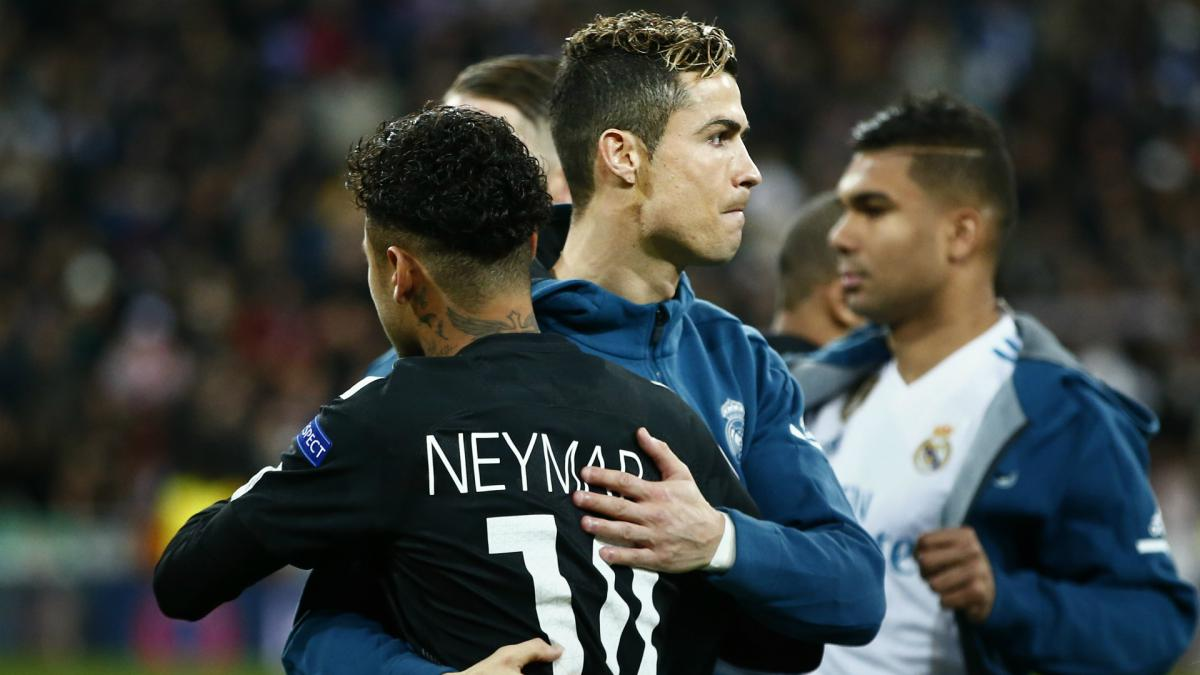 Cristiano Ronaldo better than Neymar? No, says Xavi