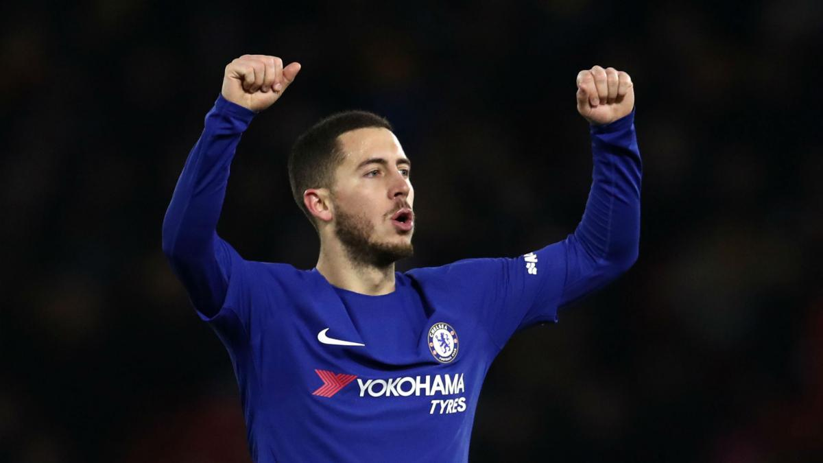 If it isn't Madrid, it's Paris - Hazard tires of speculation