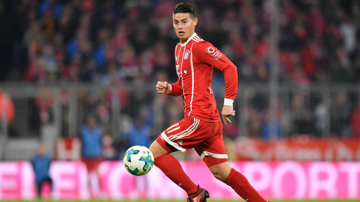 James leaving Madrid was the best thing, says father
