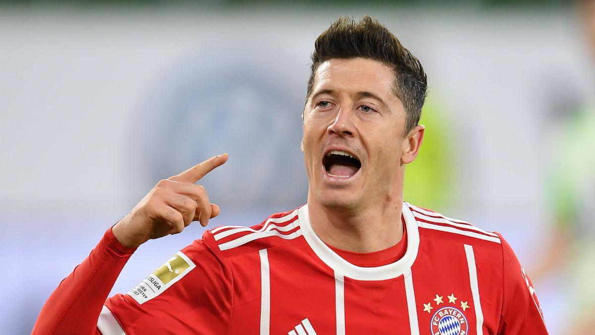 Lewandowski won't be distracted by Real Madrid rumours