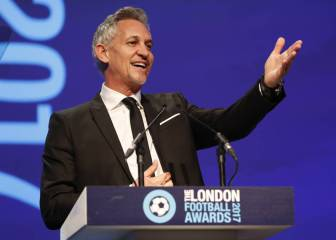Gary Lineker finally meets