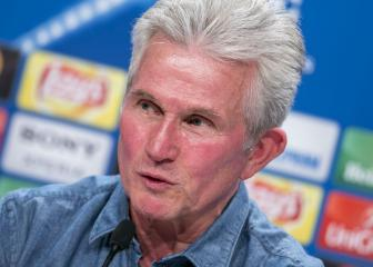 Madrid, Barca and PSG are Champions League favourites, says Heynckes