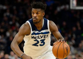 Why didn't Jimmy Butler play in NBA All-Star Game?