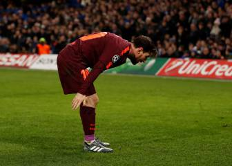 Messi breaks Chelsea hex to earn draw at Stamford Bridge