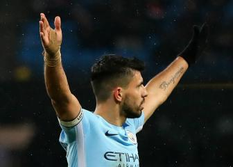 Aguero faces no action over Wigan fan incident