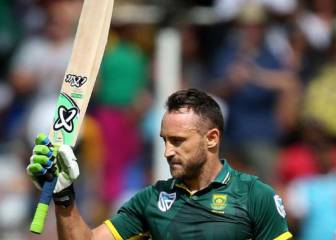 South Africa captain Faf du Plessis back in training ahead of Australia Test series