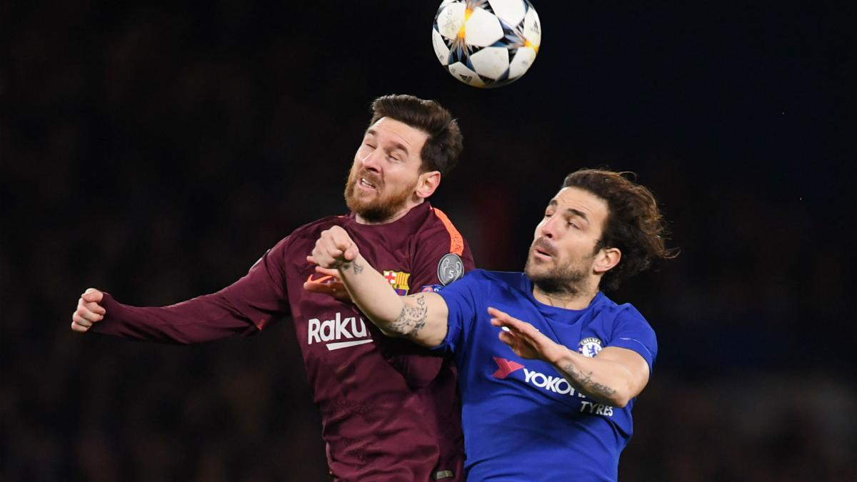 Defending for 90 minutes at Barcelona a 'suicide mission' - Fabregas