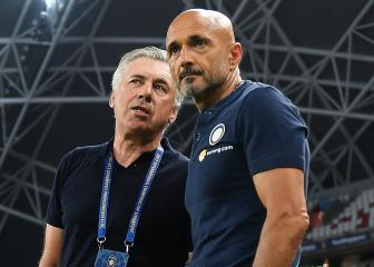 Spalletti tips Carlo Ancelotti for Italy job