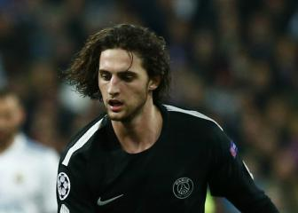 UEFA rejects PSG appeal over Rabiot's Real Madrid booking