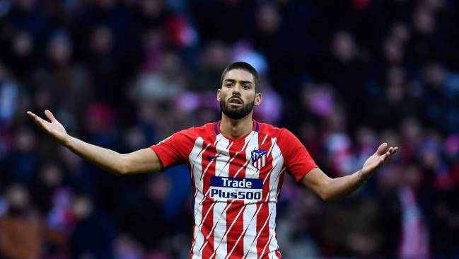 0fb9fd3f4ac Atlético Madrid  Five reasons why Yannick Carrasco is set to leave ...