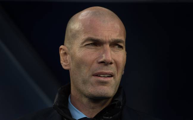 Zinedine Zidane, Manager of Real Madrid