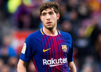 Sergi Roberto rejects other interest to sign new Barça deal