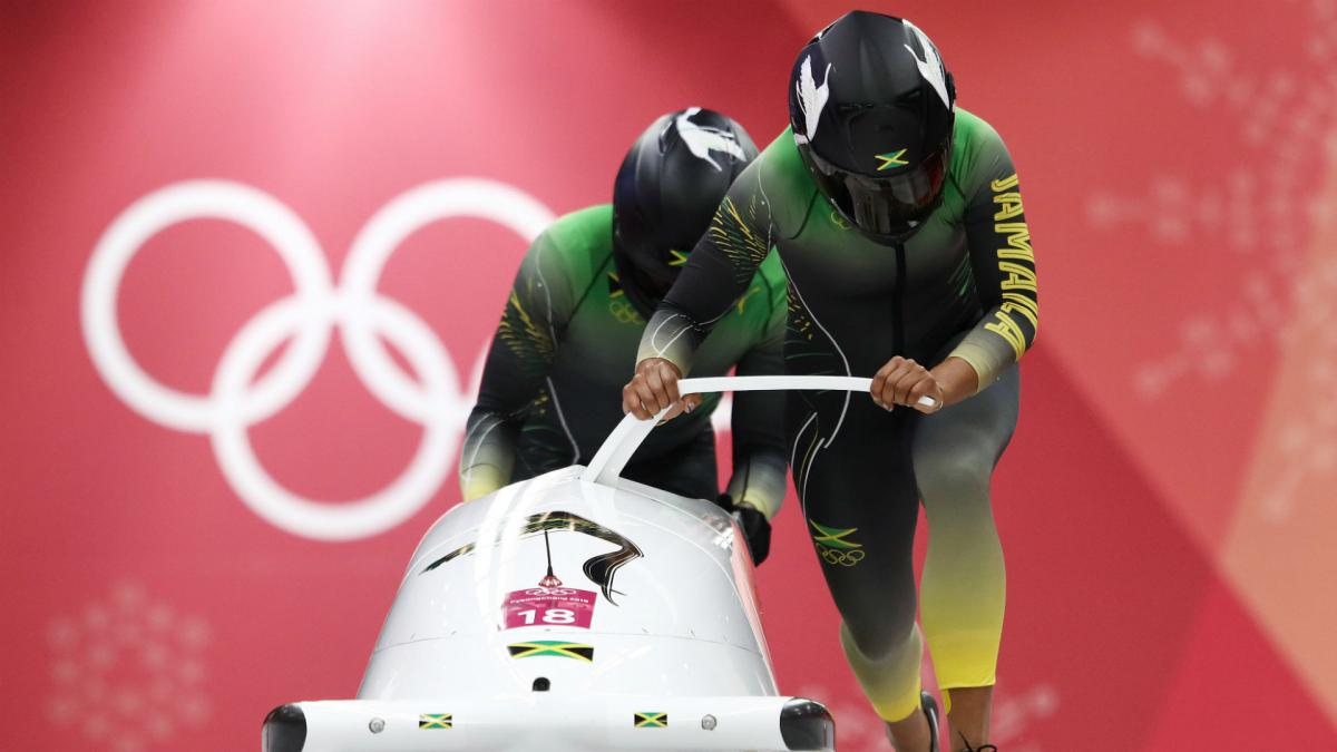 Winter Olympics 2018: Jamaica \'proved you can overcome anything\'