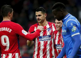 Vitolo apologises for sexist 'joke' after Atleti win