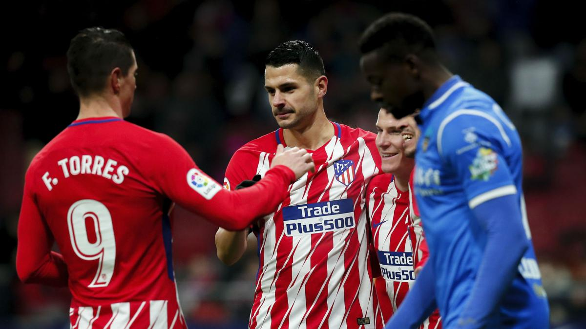 Vitolo apologises for sexist 'joke' after Atletico win