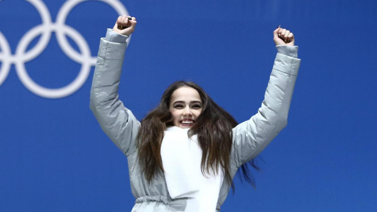 Winter Olympics 2018: \'Shaking\' 15-year-old Zagitova takes gold, Nuis doubles up