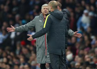 Pep hasn't raised bar: Wenger plays down Guardiola success