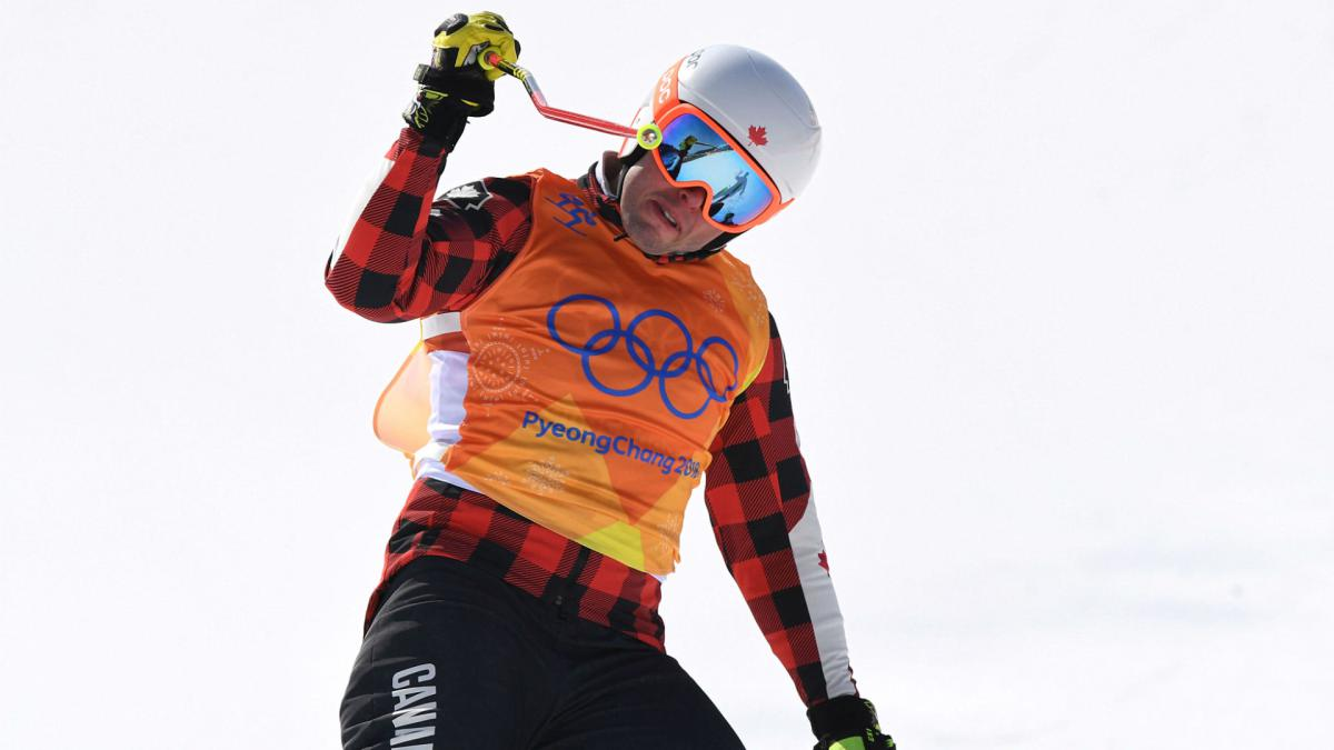 Winter Olympics 2018: Canadian skier apologises after alleged drunken car theft