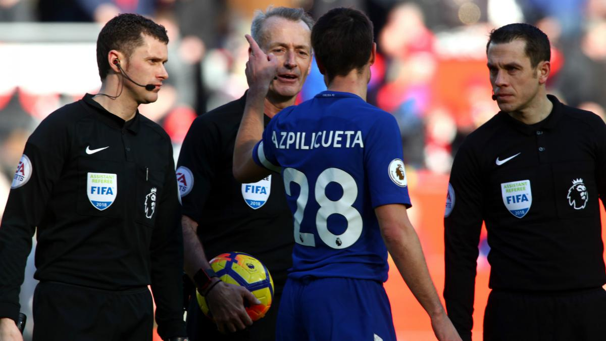 Conte demands VAR after Morata sees Old Trafford equaliser ruled out
