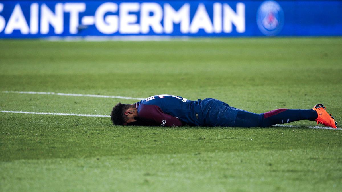 Rami saddened by Neymar injury