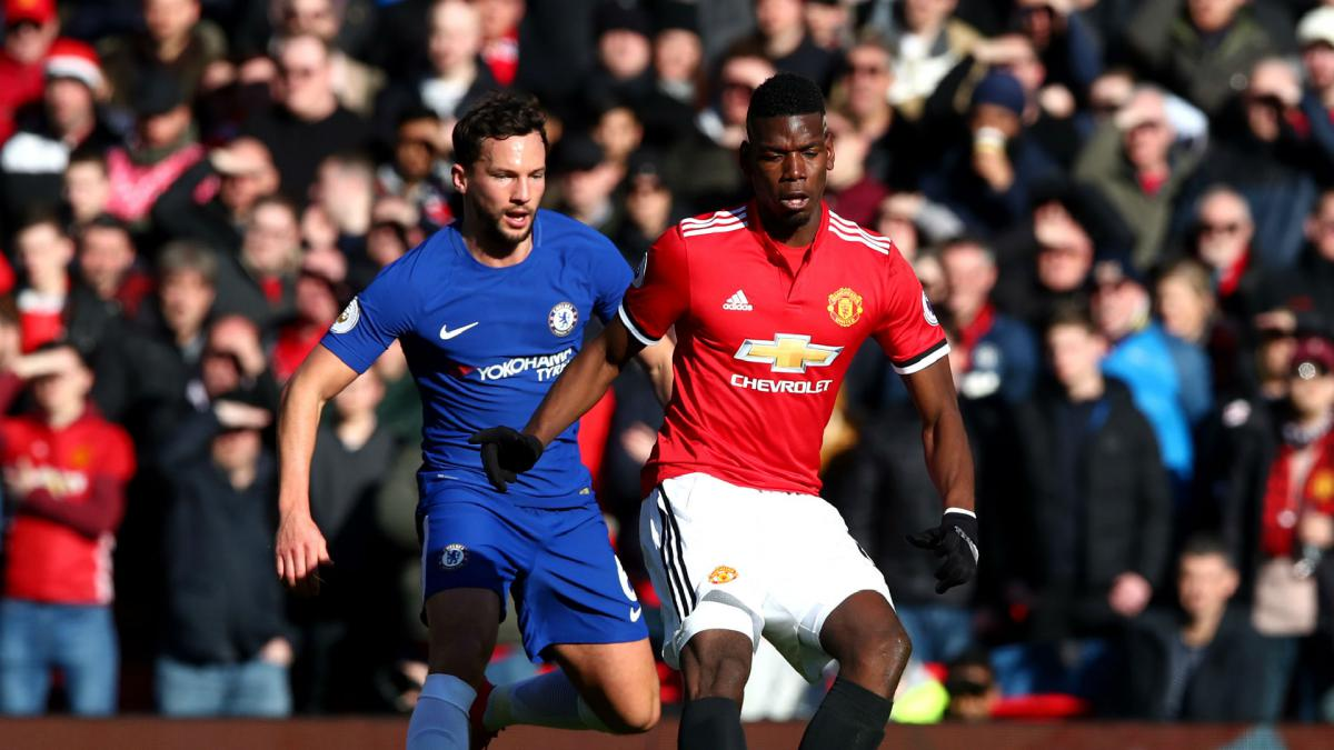 Man Utd-Chelsea: Hosts didn't deserve win, says Drinkwater