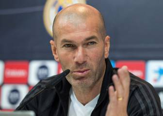 Zidane: I hope Neymar's fit for Champions League second leg