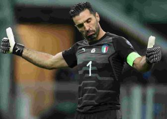 Italy caretaker Di Biagio expects Buffon to return to squad