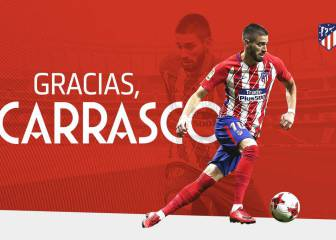 Gaitán and Carrasco moves to Dalian Yifang made official