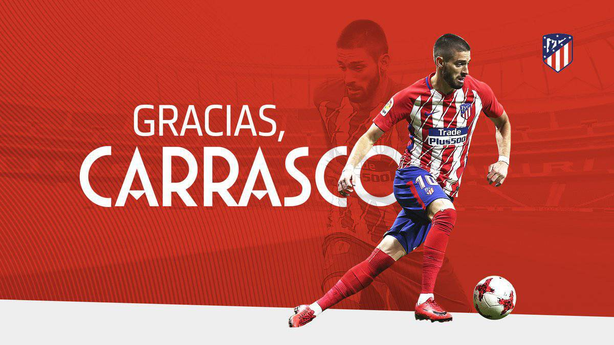 Gaitán, Carrasco moves to Dalian Yifang officially completed