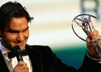 Federer in contention for a record fifth Laureus award