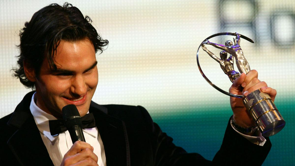Federer in contention for record fifth Laureus award