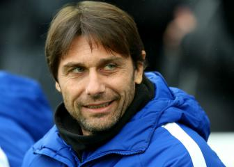 Antonio Conte confirmed as top choice for Italy job