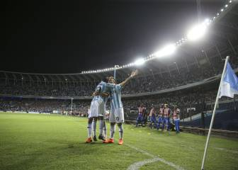 Libertadores Review: Inter target Martínez leads Racing to win