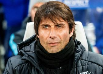 Conte, Mancini and Di Biagio on Italy manager shortlist