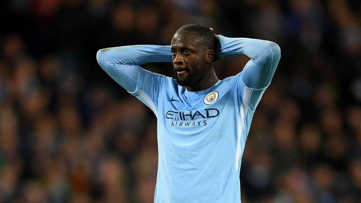 It depends on him - Guardiola cold on Toure return