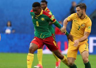 Cameroon captain Moukandjo joins China's Beijing Renhe