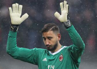Donnarumma should leave AC Milan, Raiola claims