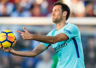 Busquets: Atlético clash will be tougher for Barça