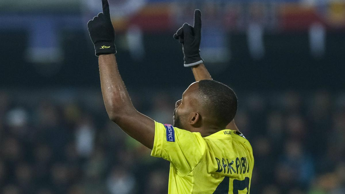 Bakambu reflects on Villarreal exit after 'record' CSL move