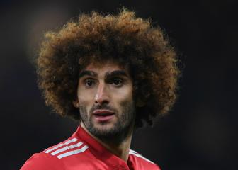 Mourinho does not know if Fellaini will renew United deal