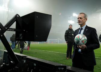 Football rules body IFAB approve use of VAR at World Cup
