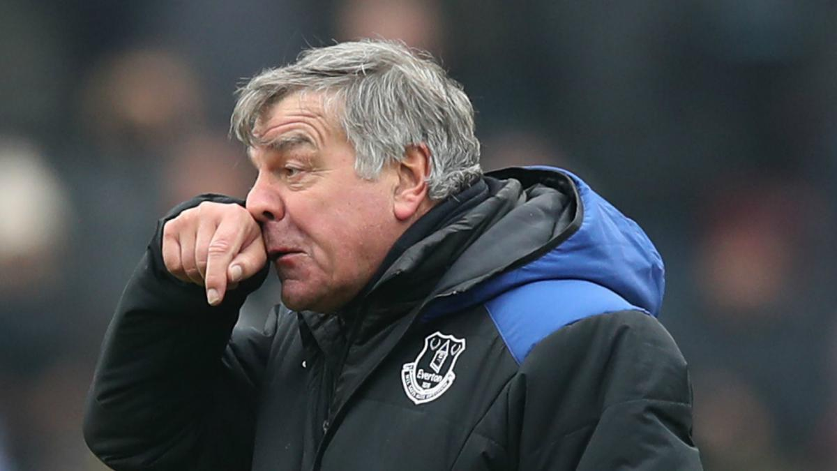 Everton gifted Burnley the win, bemoans Allardyce